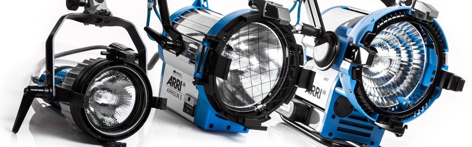 Verleih Nürnberg Kameraverleih ARRI Licht Lichttechnik Lighting