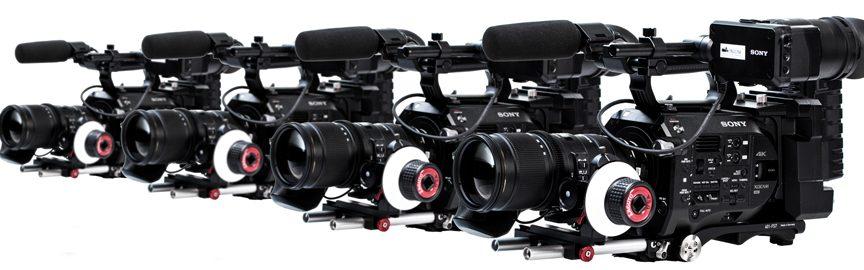 Verleih Nürnberg Kameraverleih Sony FS7 4K Full HD